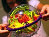 Perplexus 3D Ball Maze Game - Original, Rookie, Epic and Twist