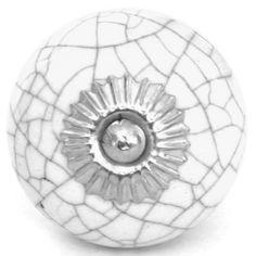 White cream ceramic knobs drawer pulls cupboard door knobs porcelain china