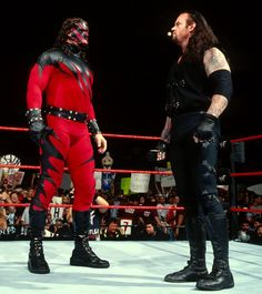 The official home of the latest WWE news, results and events. Get breaking news, photos, and video of your favorite WWE Superstars. Kane Wwe, Undertaker Wwe, Wrestling Stars, Wrestling Wwe, Attitude Era, Wrestling Superstars, Wwe World, The Brethren, Wwe News