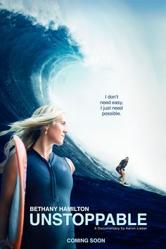 Bethany Hamilton Opens Up About Surfing, Motherhood and Her 'Raw, Real' New Documentary Unstoppable