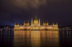 Hungarian Parliament by George Papapostolou - Photo 143521751 - 500px