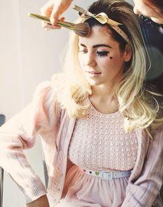 Marina And The Diamonds. ♥