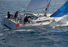 Grand Soleil 43. 3 Cabins, 6+2 Berths. Available for charter in Croatia