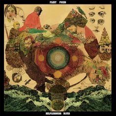 fleet foxes - helplessness blues album cover