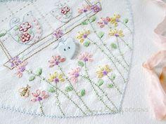"New pattern from Jenny of Elefantz, ""Mother Love""."