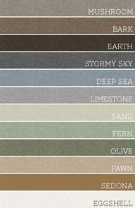 DECORATING! ANY 3 OF THESE COLORS FOR YOUR ROOM ~ AMAZING!