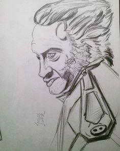 Velho general.