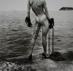Monte Carlo, 1994 Photographer: Helmut Newton