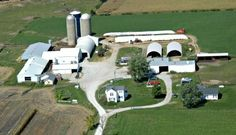Indiana | Jones Robotic Dairy Farm #spons