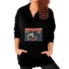 Now avaiable on our store: Logic Hip Hop Bob... Check it out here! http://ashoppingz.com/products/logic-hip-hop-bobby-tarantino-2016-womens-zip-hoodie?utm_campaign=social_autopilot&utm_source=pin&utm_medium=pin