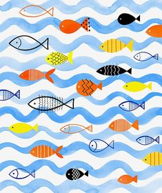 Margaret Berg Art : Illustration : coastal / nautical Beautiful illustrations!