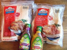 Easiest Make Ahead Marinated Chicken