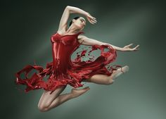 Dress in Red......