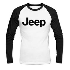 Long Sleeve TShirt With Distressed Jeep Logo Jeep Pinterest - Jeep logo t shirt