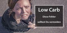 Low Carb Fehler