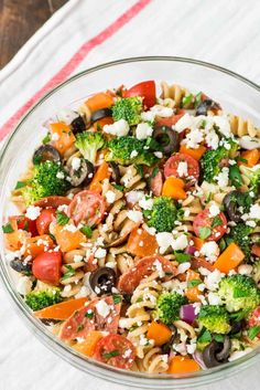 Pasta Salad Recipes With Italian Dressing And Pepperoni.Southwest Pasta Salad Oh Sweet Basil. BEST Italian Pasta Salad With Tortellini! Pepperoni Pasta Salad Recipe Taste Of Home. Home and Family Side Salad Recipes, Healthy Pasta Recipes, Healthy Pastas, Pasta Salad Recipes, Healthy Foods, Recipes Dinner, Lunch Recipes, Easy Recipes, Dinner Ideas