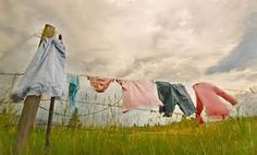 so miss my clothesline! One chore I looked forward to doing. There ...