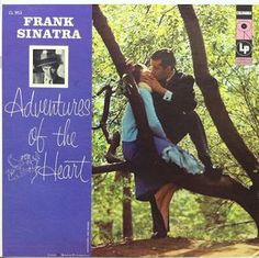 Frank Sinatra - Adventures Of The Heart (Vinyl, LP) at Discogs