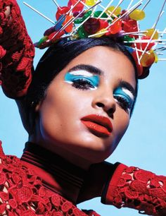 Alexis Primous Makes Industry Debut In Fresh Pic'd By Mario Sorrenti For W Magazine September2015
