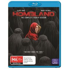 Homeland Season 4 - Blu-Ray (20th Century Fox Region B) Release Date: Available Now (J.B. Hi-Fi Australia)