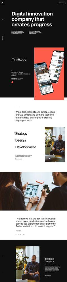 Mobile Ui Design, Ui Ux Design, Site Design, Web Design Black, Graphic Design, Landing Page Design, User Interface Design, Web Design Inspiration, Search Engine Optimization