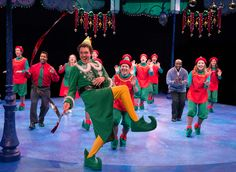 Have a Jolly Holly with the bright and fun staging of Elf the Musical at the Marriott Theatre, Jenna gives us her review.