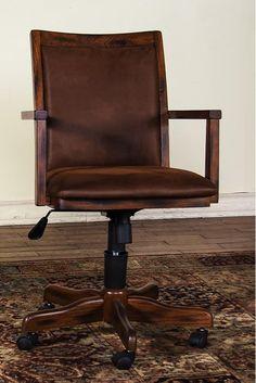 Santa Fe Office Chair w/ Arm by Sunny Designs