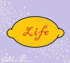 """One day, I am going to make a t-shirt with """"Life"""" written on it and I'm going to share lemons to random people. I'd love to see their reactions and write about that. Bitter Sweet Symphony, My Drawings, Thoughts, Writing, Random, People, Shirt, Life, Dress Shirt"""