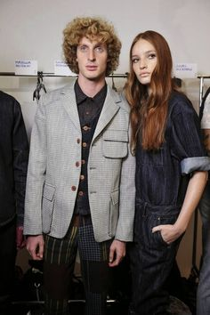 Backstage Cavalera Fall Winter 2015 Sao Paulo