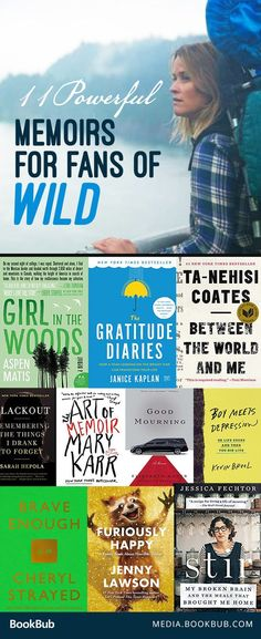 If you're looking for a life-changing, emotional nonfiction books, check out these great memoirs. Perfect for women and fans of Wild!