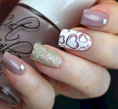 Adorable 45 Cute Nail Art Designs Ideas for Your Inspiration https://bellestilo.com/1935/45-cute-nail-art-designs-ideas-inspiration