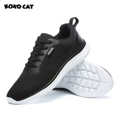 the latest 8596f 3e147 KOKOCAT 2018 New Design Men Shoes Lekkie, oddychające obuwie sportowe