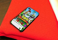 Toy Story Playland iPhone 4 iPhone 4S Case by caseboy on Etsy, $15.79