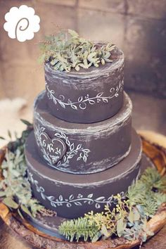 These Wedding Cakes are SO Pretty - Poppy Pickering
