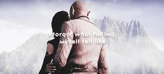 Solas and Lavellan gifset
