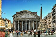 Pantheon. Rome. by Viktor Korostynski on 500px