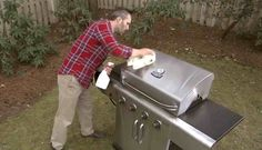 These tips from Char-Broil will help remove rust from your grill and preserve it.
