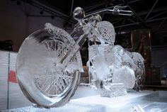 Ice sculptures exhibition in Hamburg - wordlessTechwordlesstech.com - 900 × 603 - More sizes