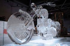 Ice sculptures exhibition in Hamburg - wordlessTechwordlesstech.com - 900 × 603 - More sizes