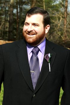 My amazing husband and best friend, Chad!