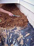 Fixing A Foundation Leak - Grading The Soil Properly