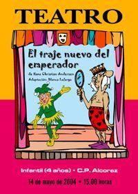 Teatro del cuento el traje nuevo del empeprador         http://blancala.net46.net/actividades/teatro/teatro.htm