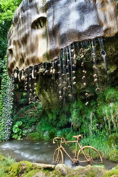 Mother Shipton Cave in Yorkshire, objects hung under flowing water turn to stone. Yorkshire England, Yorkshire Dales, Skipton Yorkshire, North Yorkshire, Visit Yorkshire, Richmond Yorkshire, Just Dream, Turn To Stone, English Countryside