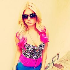 Chanel West Coast..sorry, but I love her.