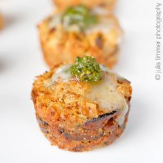 Wild Mushroom Bread Pudding from A Spice of Life Catering #colorado #catering #foodie