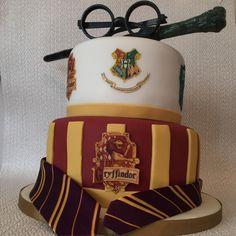 Harry Potter cake  - Cake by Roberta