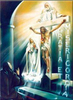 Jaculatórias  indulgenciadas  (Indulgência parcial)     1   Jesus, Maria e José, alumiai‑nos socorrei‑nos  e salvai‑nos.  2   Doce C...