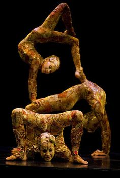La Nouba: Cirque Du Soleil - Orlando, Florida