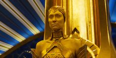 5 Fast Things To Know About Ayesha, The Gold Lady From Guardians Of The Galaxy 2