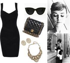 """Audrey Hepburn"" by kianna96706 on Polyvore"